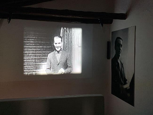Video con imágenes inéditas de Federico García Lorca en Fuente Vaqueros (Granada)