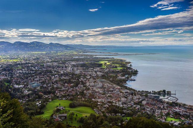 Bregenz, una ciudad imprescindible en Austria