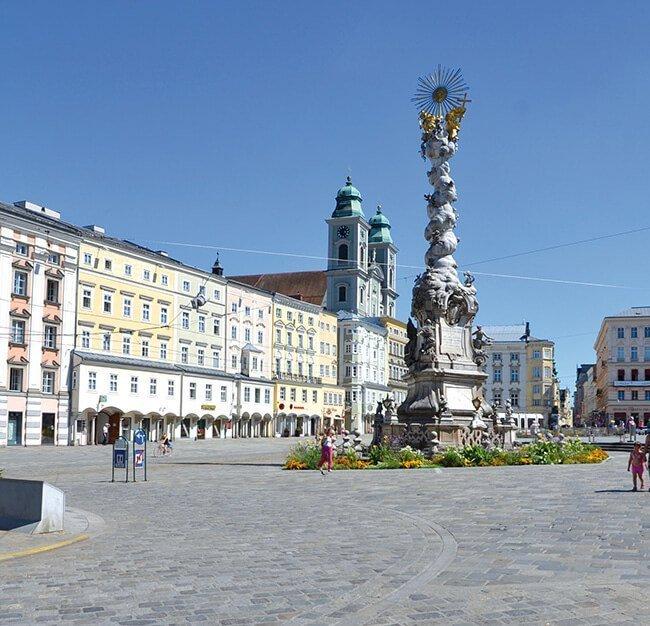 Linzer Hauptplatz