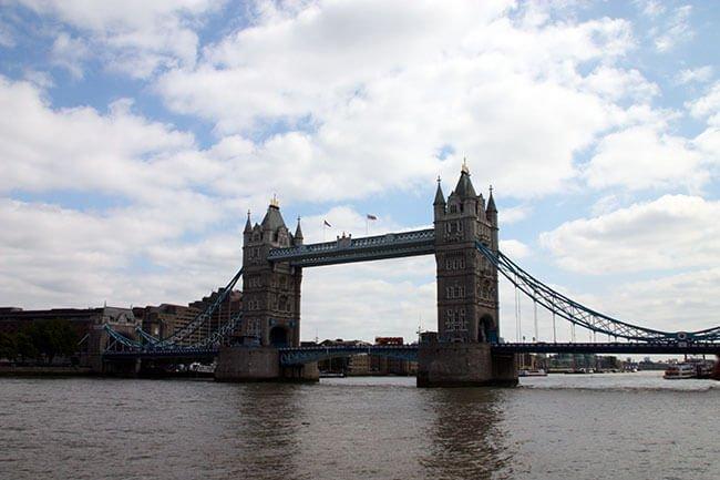 El Puente de la Torre de Londres