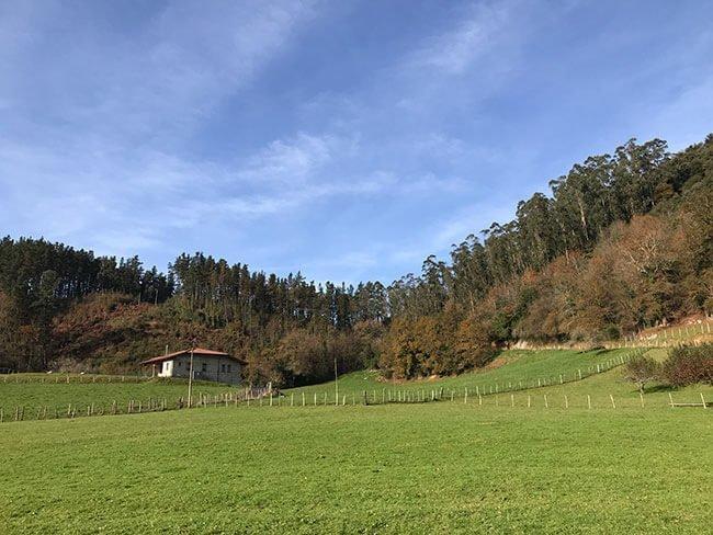 Paisajes del País Vasco