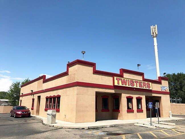 Twisters lugar donde se grabaron las escenas de Breaking Bad de Los Pollos Hermanos