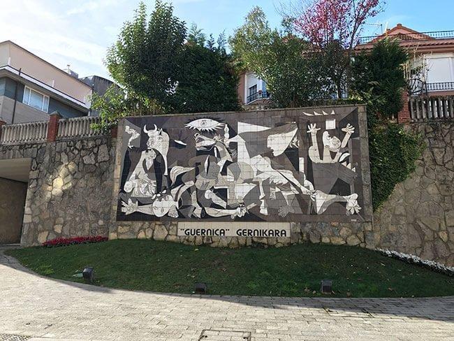 El Mural de Guernica