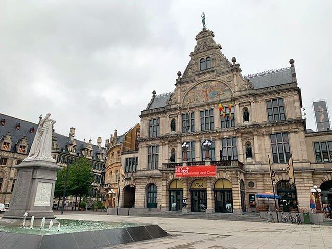 Teatro Real de Gante