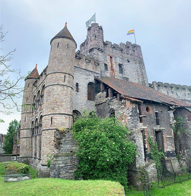 Castillo Het Gravensteen