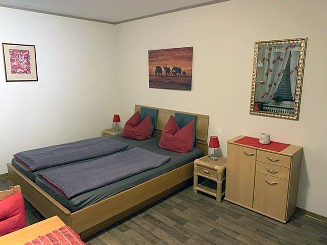 Nuestra habitación en Cochem - Alemania