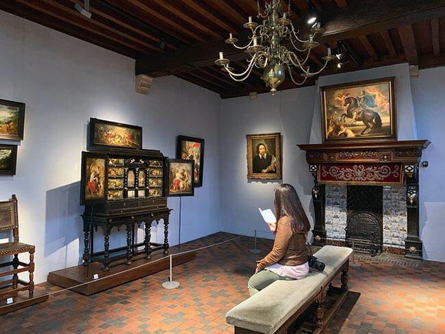 La casa de Rubens en Amberes