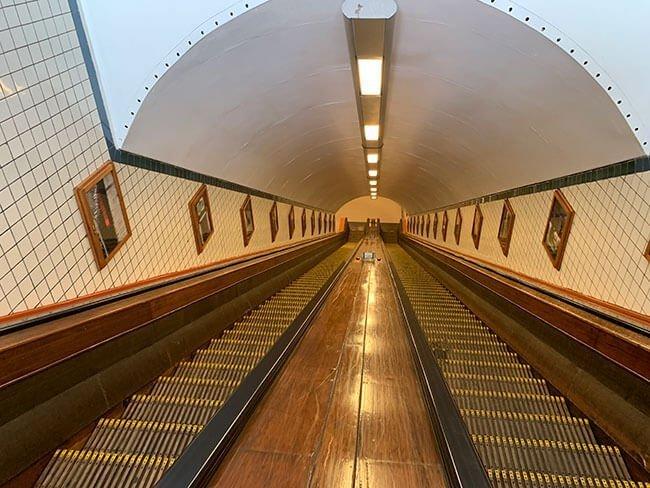 El Túnel de Santa Ana
