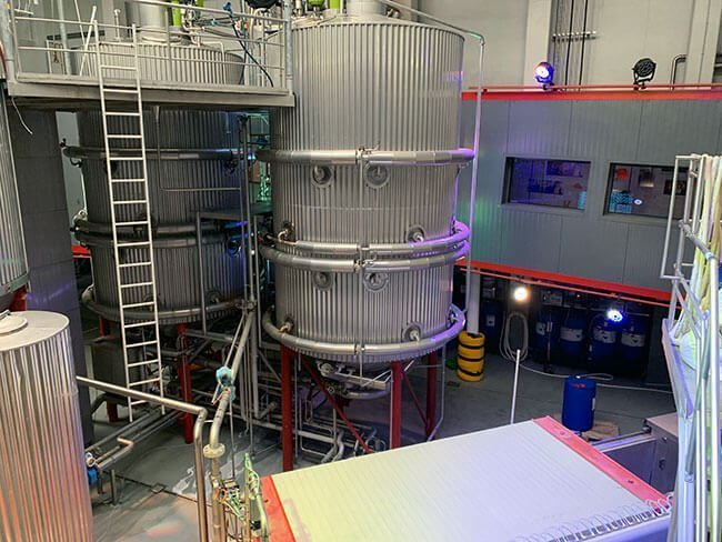 Fabrica de Cerveza de Koninck
