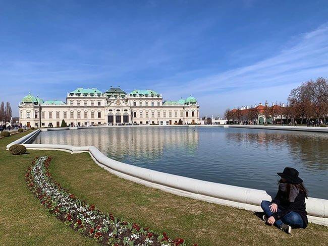 El Palacio Schönbrunn de Viena