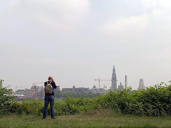 Skyline de Amberes
