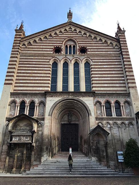 La Iglesia de San Fermo