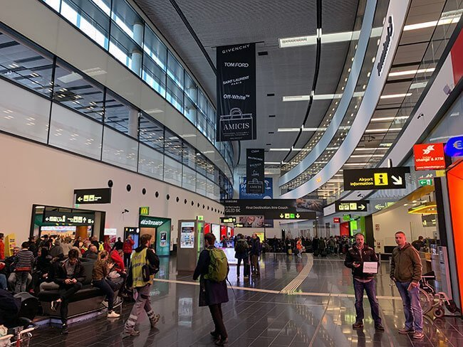 Aeropuerto de Viena