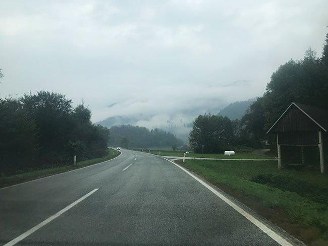 Carreteras de Eslovenia