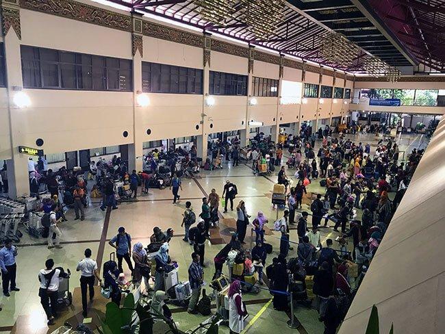 Aeropuerto de Indonesia