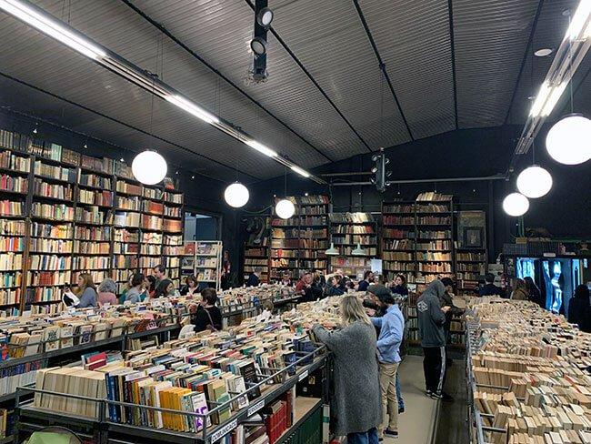 Libreria del Mercantic en Sant Cugat del Vallés