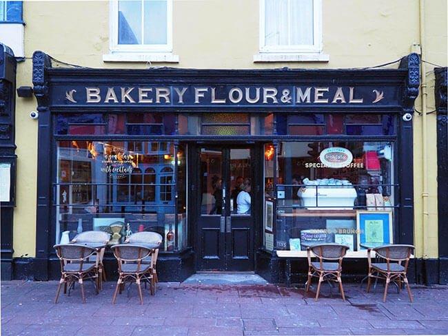 Panadería de Irlanda