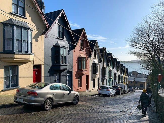 Calle de Cobh