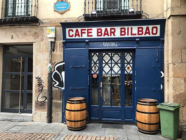 Bar de Bilbao