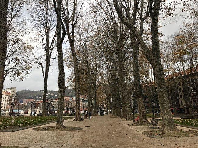 Paseo de Bilbao