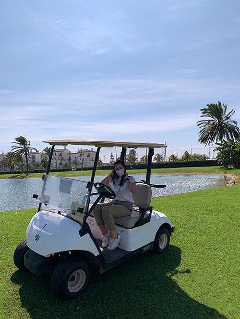 Los Moriscos Club de Golf en Motril