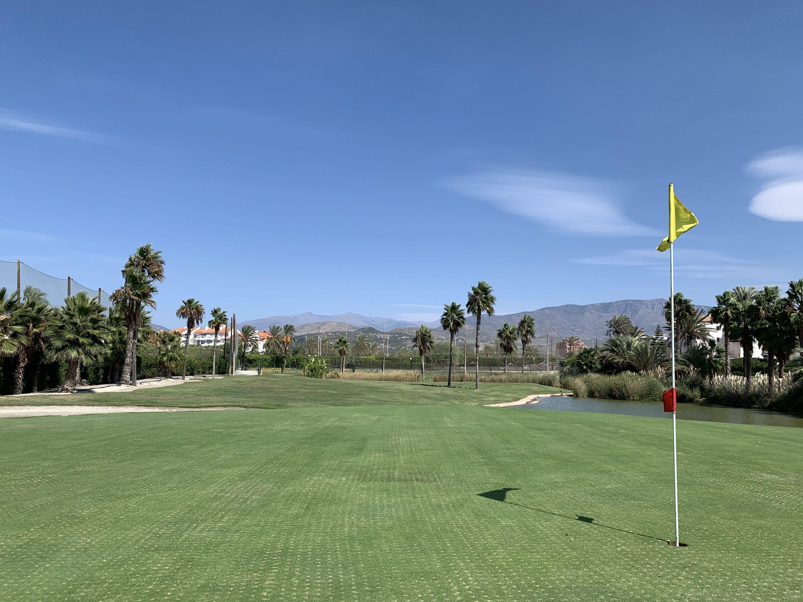 Campo de golf Los Moriscos Golf de Granada