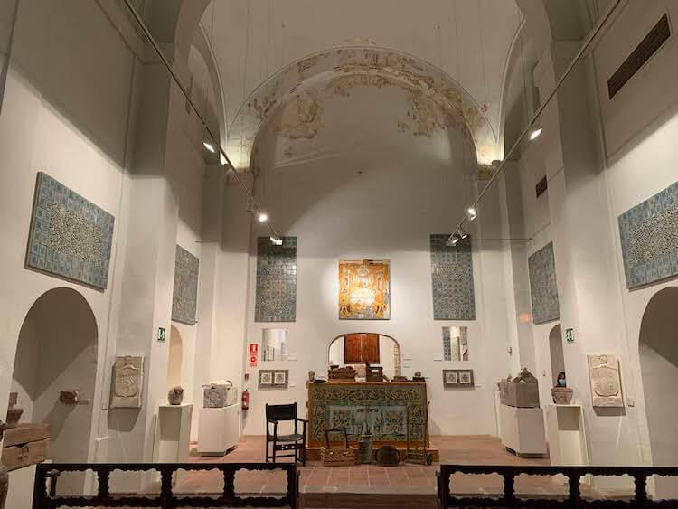 Iglesia de Martorell, actual Museo Vicenç Ros
