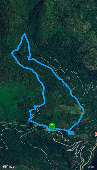 Nuestro recorrido por el Bosque Encantado de Carlac