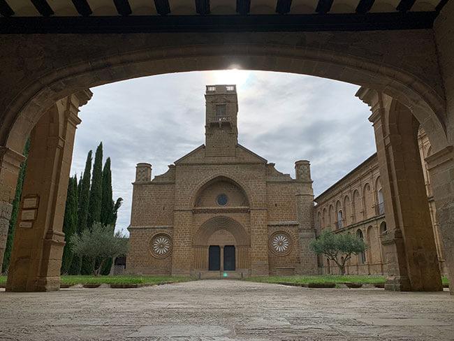 Santa Maria de la Real de la Oliva