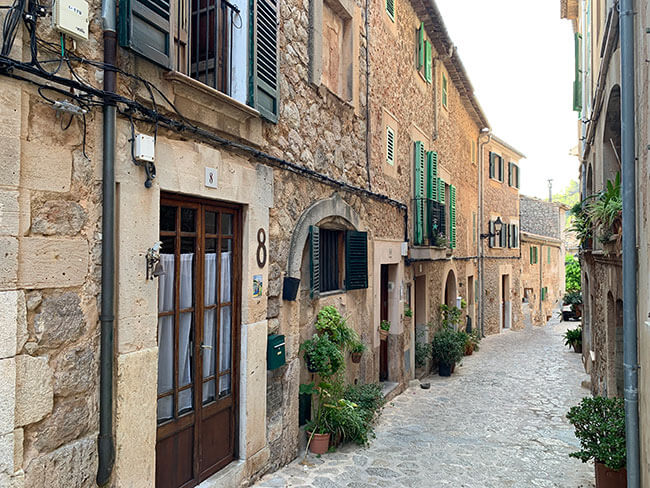 Rincones preciosos de los pueblos de Mallorca