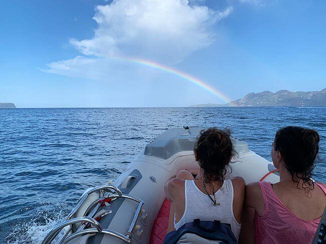 Paseo en barca por Mallorca