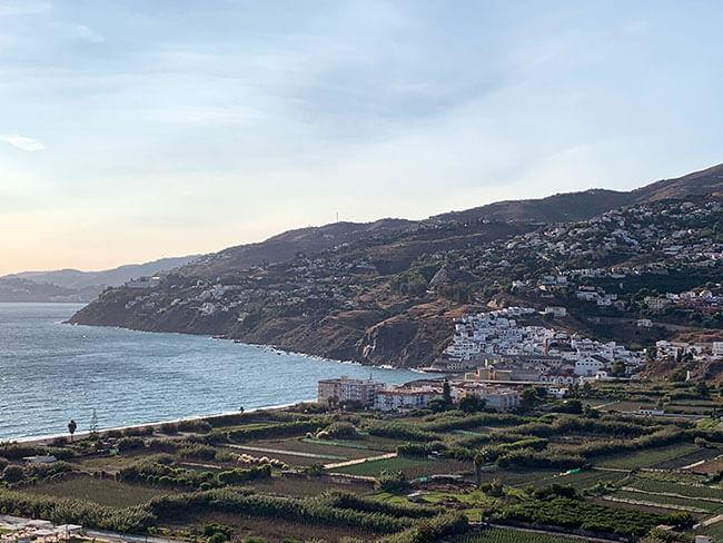 barrio de La Caleta
