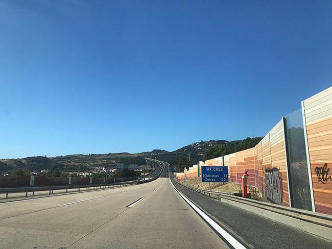Autopista de Portugal